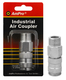 """AIR MALE COUPLER W/ OUTER THREAD 1/2"""""""