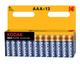 BATTERY ALKALINE G 1,5V LR03/AAA-SIZE 12-PCS