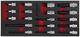 """VA-XZN HYLSYSARJA 1/2"""" 18-OS. FOAM"""