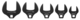 """CROWFOOT WRENCHES 1/2"""" AmPro"""