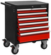 TOOL WAGON WITHOUT TOOLS 6-DRAWER