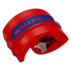 BIX CUTTER FOR PLASTIC PIPES AND SEALING SLEEVES