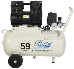 KOMPRESSORI SUPER SILENT 24L/160L/0,75HP/230V