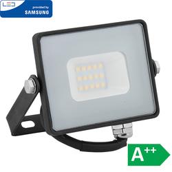 LED FLOODLIGHT IP65 10W 4000K 800LM A+