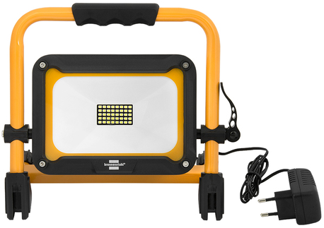 LED FLOODLIGHT 20W 2000LM 6500K IP54 RECHARGEABLE