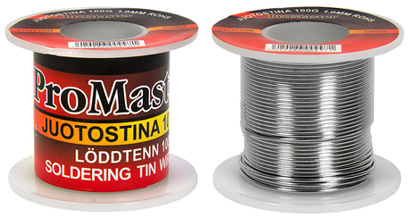 SOLDERING TIN WIRES RoHS ProMaster