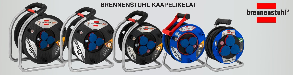 Brennenstuhl cable reels