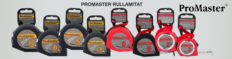 ProMaster måttbanden